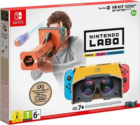 NINTENDO SWITCH Nintendo Labo: Toy-Con 04: VR-Set (Bas...