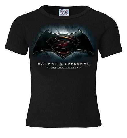 LOGOSHIRT Marškinėliai su kokybiškas Superhelden...