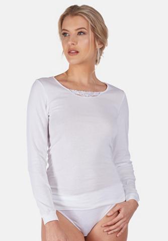 HUBER Apatiniai marškinėliai »Finesse« su de...
