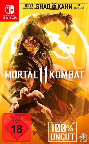 WARNER BROTHERS Mortal Kombat 11 Nintendo Šakotuvas