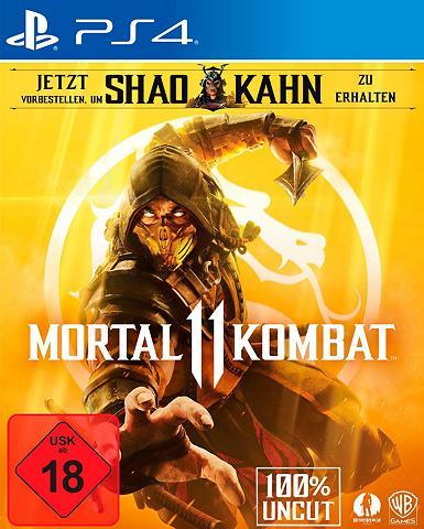 WARNER BROTHERS Mortal Kombat 11 PlayStation 4