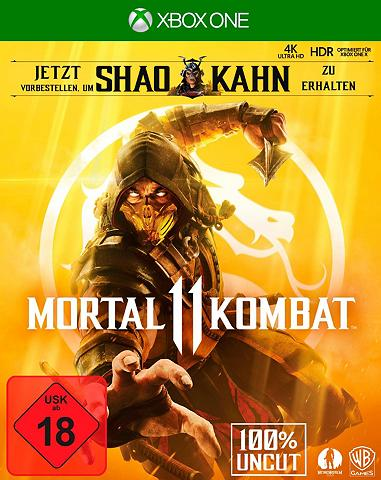 WARNER BROTHERS Mortal Kombat 11 Xbox One
