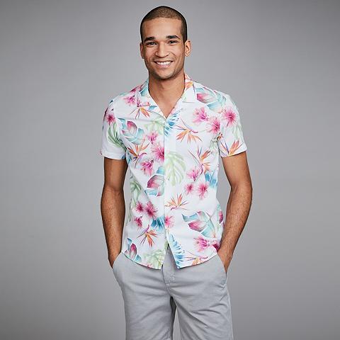 NEW IN TOWN Hawaiihemd