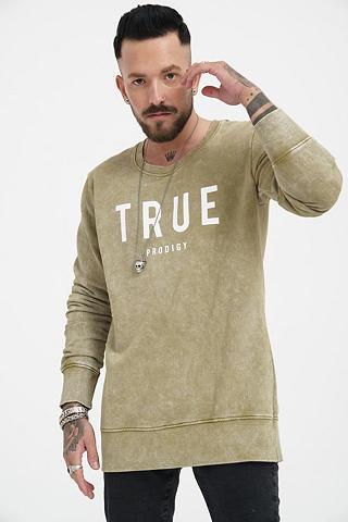 TRUEPRODIGY Sportinio stiliaus megztinis »Curt«