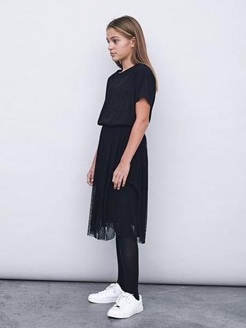 NAME IT Tiulio Marškinėliai suknelė