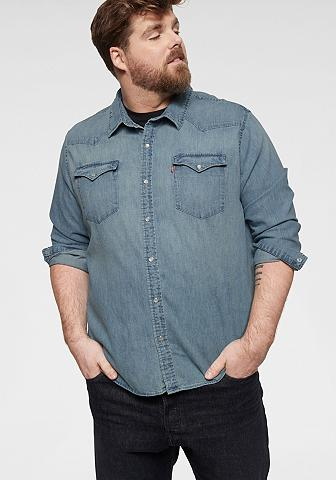 Levi's Big and Tall Levi's® Big and Tall Jeanshemd im West...