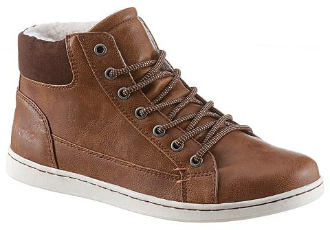 PETROLIO Sneaker su Warmfutter