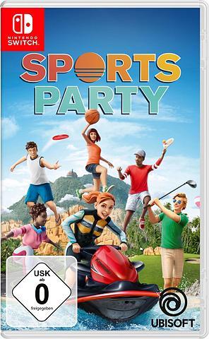 UBISOFT Sports Party Nintendo Switch Software ...