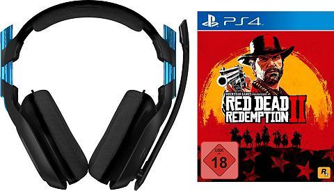 ASTRO »A50 dėl PS4 ir PC« Žaidimų laisvų ran...