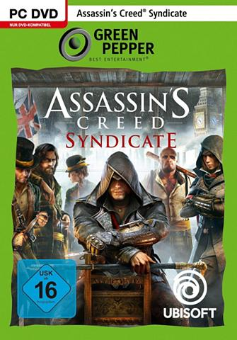UBISOFT Assassin's Creed Syndicate PC