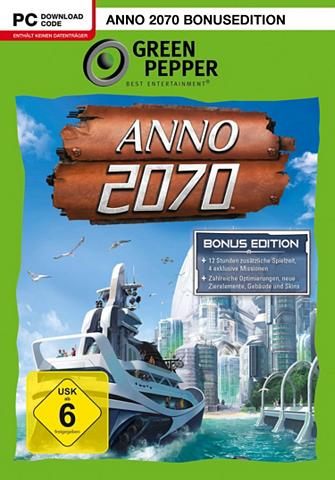 UBISOFT Anno 2070 Bonusedition PC