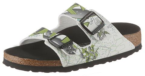 BIRKENSTOCK Šlepetės »ARIZONA KIDS NIGHT GLOW INSE...