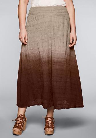 SHEEGO CASUAL Sheego Maxi ilgio sijonas