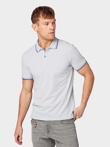 TOM TAILOR Marškinėliai »Schlichtes Polo marškinė...