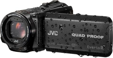 JVC »GZ-RX625BEU« Camcorder (Full HD WLAN ...