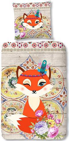 GOOD MORNING Vaikiška patalynė »Foxy«