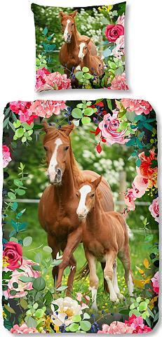 GOOD MORNING Vaikiška patalynė »Foal«