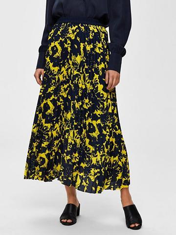 SELECTED FEMME Blumiger Maxi ilgio sijonas