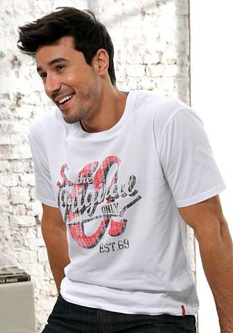 s.Oliver Bodywear Marškinėliai su Logo Print vorn