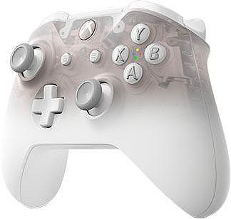 XBOX ONE Wireless-Controller »Phantom White Spe...