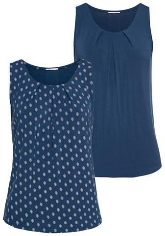 LASCANA Marškinėliai be rankovių