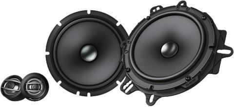 PIONEER Automobilių garso kolonėlės »TS-A1600C...