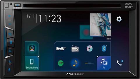 PIONEER Multimedijos imtuvas »AVH-Z3100DAB«