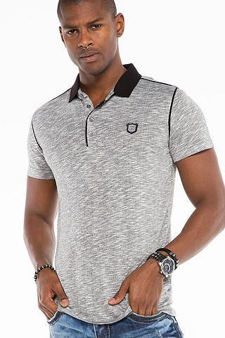 CIPO & BAXX Cipo & Baxx Herren Tamsi Polo marškinė...