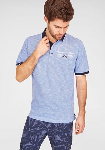 NAVIGAZIONE Polo marškinėliai blau