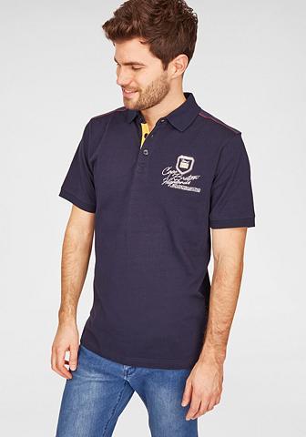 NAVIGAZIONE Sportinis Polo marškinėliai