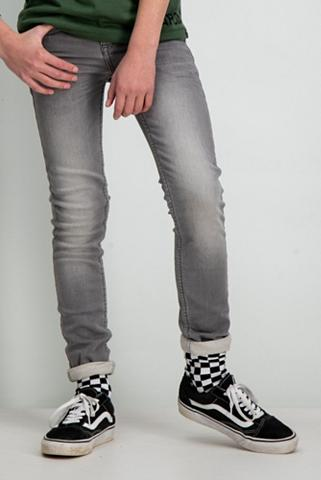 Garcia Skinny-fit-Jeans su lengvas Waschung