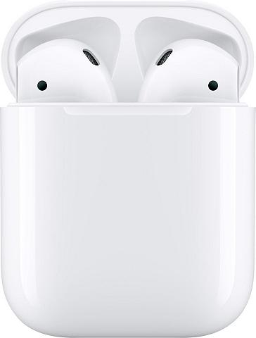 Apple »AirPods with Charging Case (2019)« In...