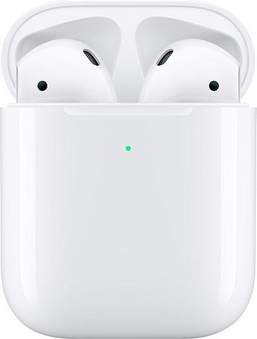 APPLE »AirPods with Wireless Charging Dėklas...