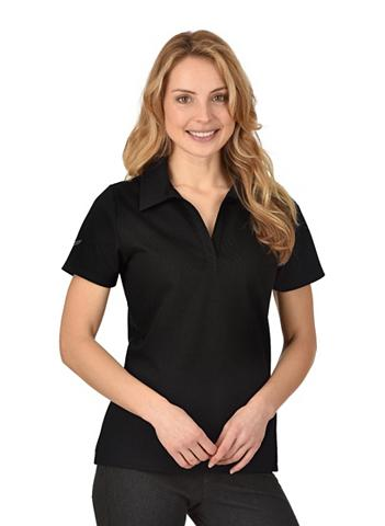 TRIGEMA Polo marškinėliai be sagos