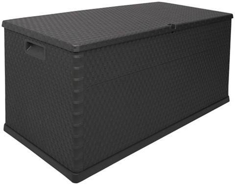 ONDIS24 Dėžė pagalvėlėms »Rattan« 120 x 57 x 6...