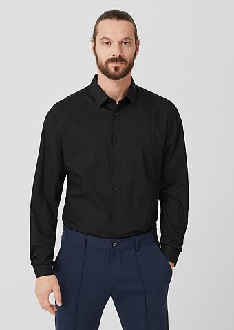 S.OLIVER BLACK LABEL Įliemenuotas: Marškiniai