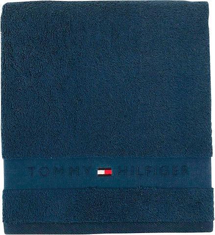 Tommy Hilfiger Handtücher »Frottee Uni« (2-St) in vie...