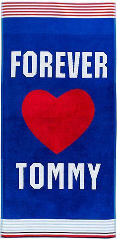 TOMMY HILFIGER Paplūdimio rankšluostis »Forever«