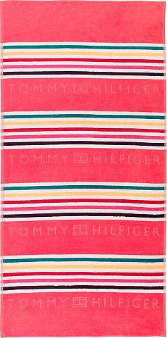 TOMMY HILFIGER Paplūdimio rankšluostis »Graphic«