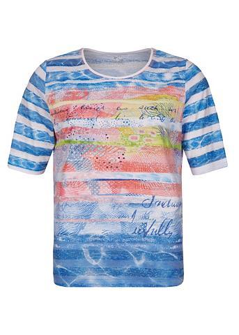 RABE Marškinėliai su Unterwasser-Print ir Z...