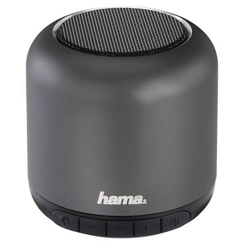 HAMA Mobiler Bluetooth®-Lautsprecher Steel ...