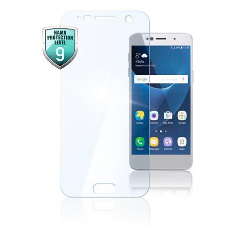Hama Echtglas-Displayschutz Premium Crystal...