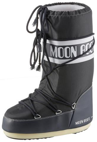Moonboot Winterstiefel su Logo-Print