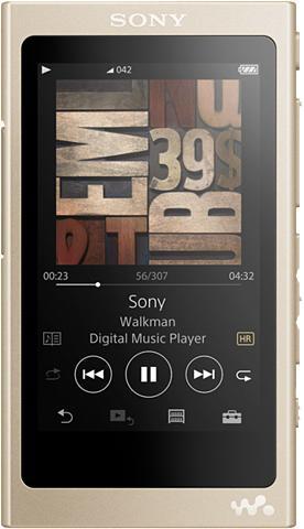 SONY MP3-Player »A40 Walkman 'A-Serie' su 1...