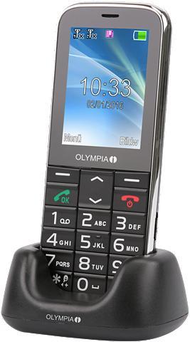 OLYMPIA OFFICE Mobilusis telefonas »Olympia Joy II«
