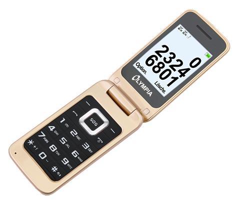 OLYMPIA OFFICE Mobilusis telefonas »Olympia Luna«