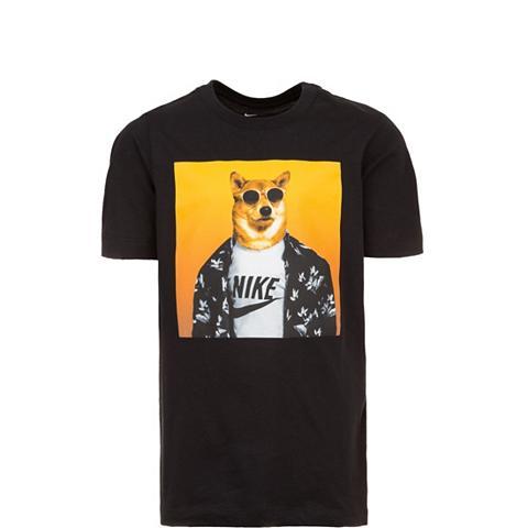 NIKE SPORTSWEAR Marškinėliai »Futura Animal«
