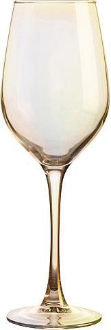 Luminarc Weinglas »Shiny« (4-tlg) farblich besc...