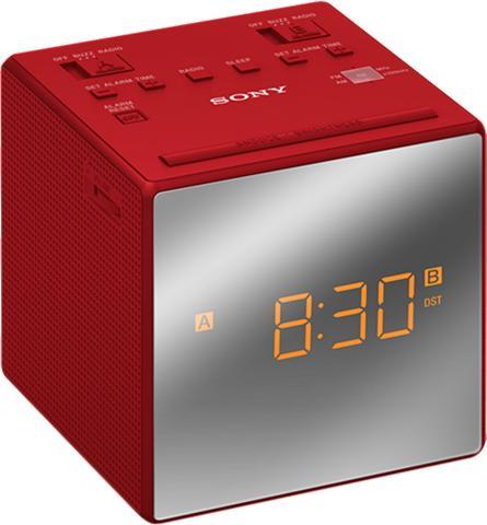 Sony Radio »Uhrenradio ICF-C1TB«