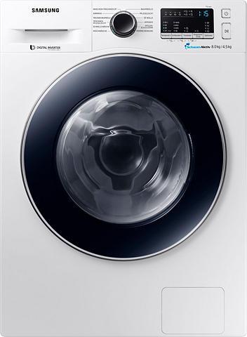 Samsung Skalbimo mašina-džiovyklė WD8EM4A33JW ...